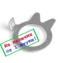 Шайба стопорная с носком ГОСТ 13465-77